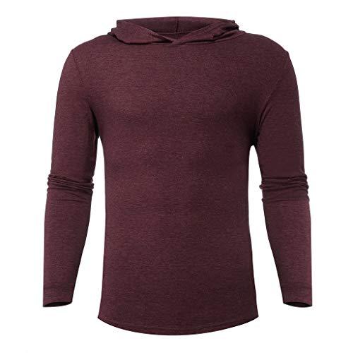 Men's Men's Ua Fleece Jacket with Full-Length Zip Comfortable Loose-Fit Knitted Jacket Apparel Flex Fleece Zip Up Hoody Hoodie Jumper Mens Size Men's Premium Sweater Winter Sale Clothing Wine