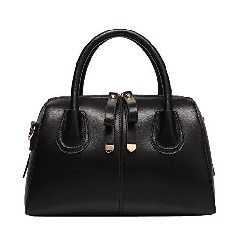 Signore Sacchetti Sacchetto Colore Della Caramella A Mano Cuscino Bagbackpack Multicolor Black