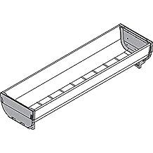 Ronin Furniture Fittings® Blum Orga–Line, Tandem Box/Tandem cajón, longitud = 352mm, ancho = 88mm zsi.040si