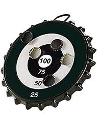 Playtastic Magnetisches Kronkorken-Dartspiel