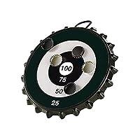 Playtastic-Magnetisches-Kronkorken-Dartspiel Playtastic Kronkorken Dart: Magnetisches Kronkorken-Dartspiel mit 6 Kronkorken, Ø 24 cm (Trinkspiel) -