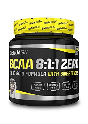 3 x Biotech USA BCAA 8:1:1 Zero, 250g Dose, Blue Raspberry (3er Pack) preisvergleich
