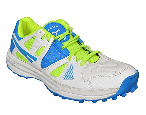Sega Men's White Cricket Shoe -10