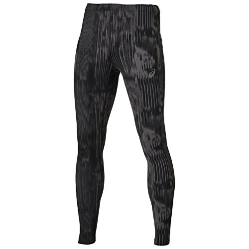 asics-fuzex-graphic-tights-oberbekleidung-schwarz-m