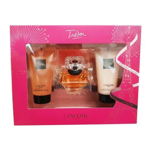 Lancôme Trésor Duftset (Eau de Parfum, Bodylotion, Duschgel)