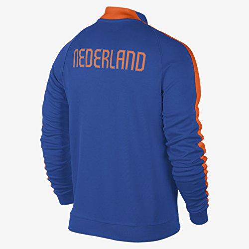 Nike n98 track dutch jacket veste Bleu - Bleu