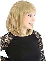Suchergebnis Auf Amazon De Fur Bob Perucke Blond Beauty