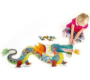 puzzle-gigante-leon-il-dragone