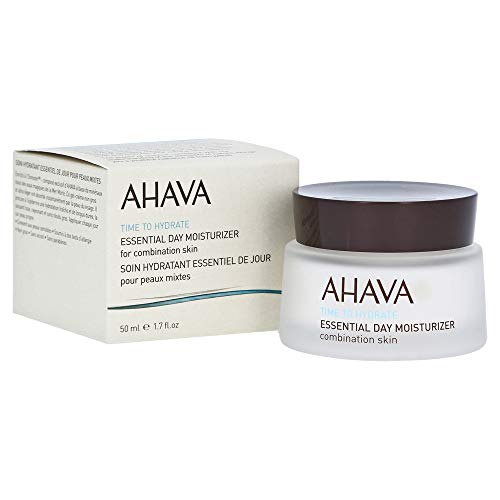 Ahava Time To Hydrate Essential Day Moisturizer (Combination Skin) - 50 ml