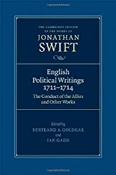 [English Political Writings 1711-1714: 'The Conduct of the Allies' and Other Works] (By: Jonathan Swift) [published: December, 2008]