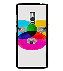 PrintVisa Back Cover (Multicolor)