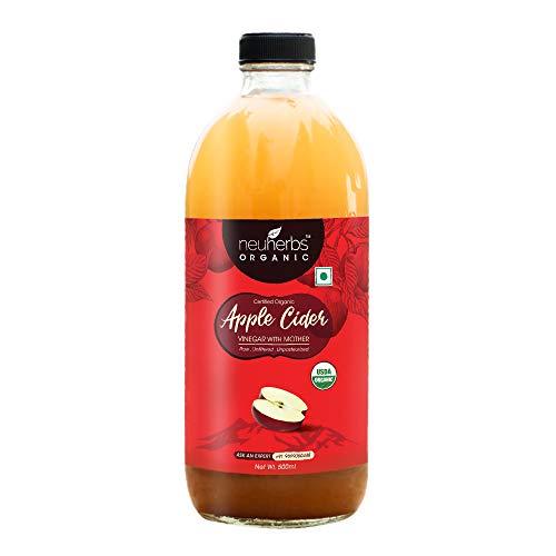 Neuherbs Organic Apple Cider Vinegar With Mother - 500 ml.