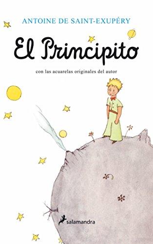 El Principito (Antoine de Saint-Exupéry) por Antoine De Saint Exupery
