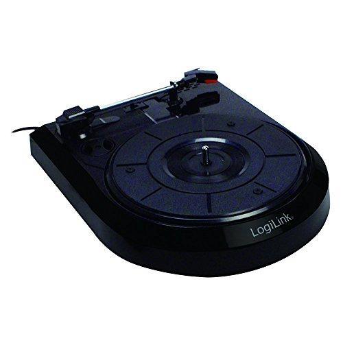 LogiLink UA0196 USB Turntable - Stereo Turntable System