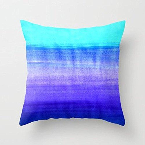 My Honey Kissen OCEAN Horizon–Cobalt Blau Violett AMP, Minze WATERCO ideal zum; Überwurf Kissen von tangerine-tanefor Ihr Zuhause (Herren Hochzeit Cobalt Ring)