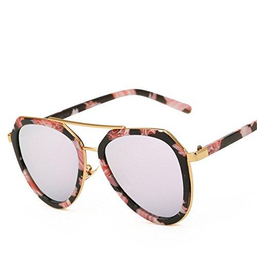 Preisvergleich Produktbild Chahua Sonnenbrillen modische Sonnenbrillen Flut der hohe optische Sonnenbrille Rückspiegel,  B