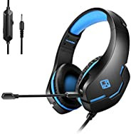 Cosmic Byte Stardust Headset with Flexible Mic for PS5, PS4, Xbox One, Xbox Series 5, Laptop, PC, iPhone and A