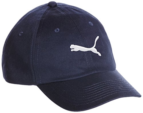 PUMA Cap ESS, Peacoat/Big Cat, Adult, 052919 03