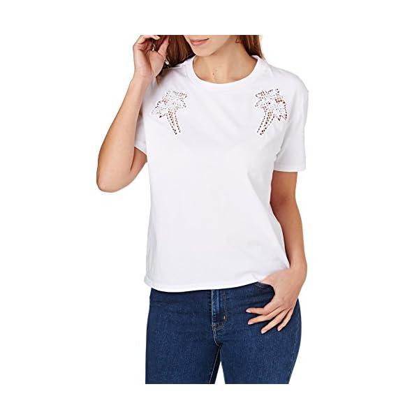 Levi's Camiseta Mujer Alicia Tee Blanca M