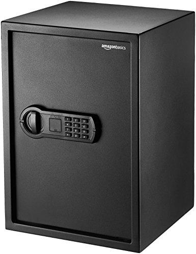 AmazonBasics - Caja fuerte para casa, 50 l