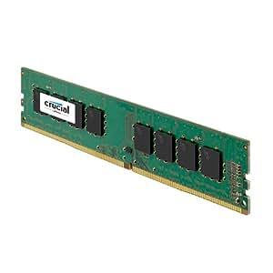 Crucial CT8G4DFD8213 Memoria RAM da 8 GB, CL15, 1.2 V, DDR4, DIMM, 2133 MT/s, 288 Pin