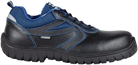 Cofra Rudder S3 SRC par de zapatos de seguridad talla 41 NEGRO
