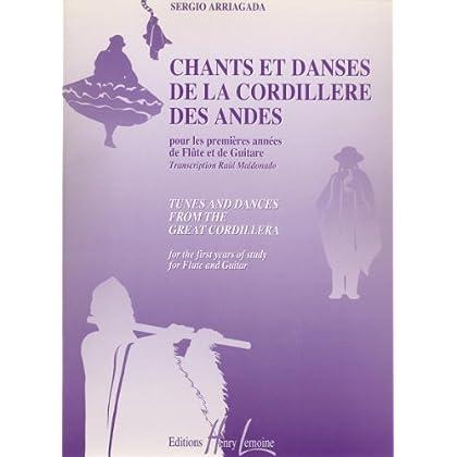 Chants et danses de la Cordillère des Andes