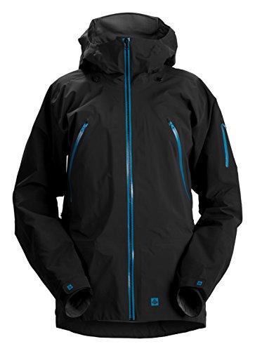 Sweet Protection Herren Jacket Supernaut, True Black, L, 820000 (2-layer-merino-wolle-hose)