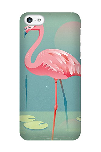 iPhone 4/4S Coque photo - flamant