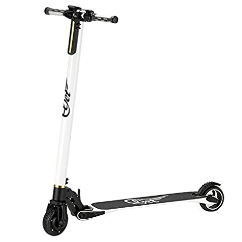eljet carbone Light Electric Kick Scooter uni White