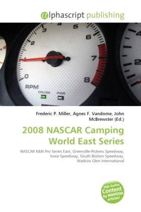 2008 NASCAR Camping World East Series