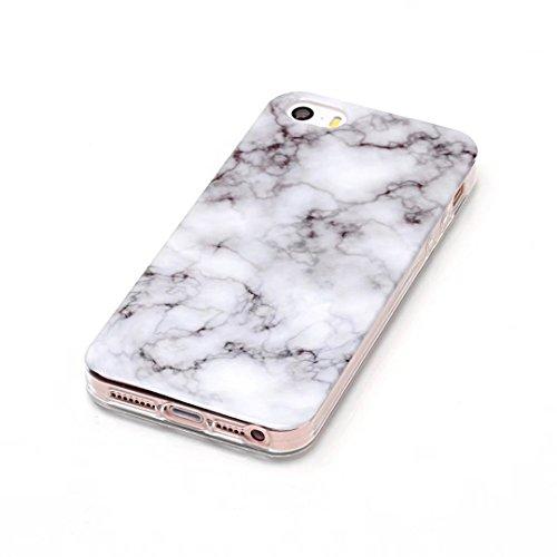 iPhone 6s / iPhone 6 case,DaYanGeGe TPU Gel Silicone Protettivo Skin Custodia Protettiva Shell Case Cover Per iPhone 6s / iPhone 6 - Marmo Design L10