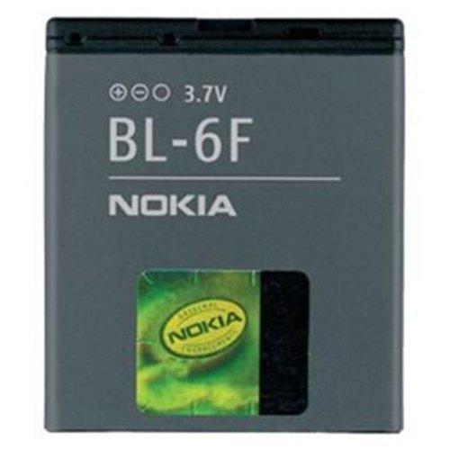 Orginal Nokia BL-6F 1200 mAh Akku für Nokia N78/N79/N95