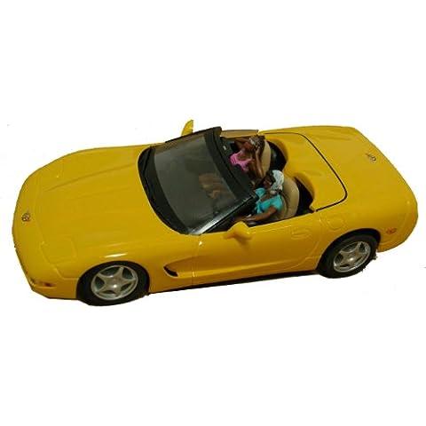 Cars - Coche de modelismo (3.5x14x6.7 cm) (A562)