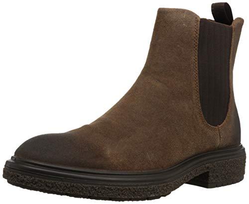 ECCO Herren CREPETRAY HYBRID M Chelsea Boots, Braun (Cocoa Brown 5482), 41 EU