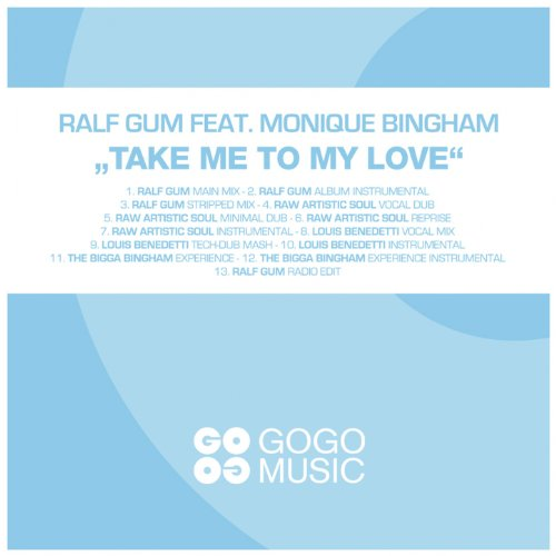 Take Me to My Love (feat. Monique Bingham) [Main Mix]