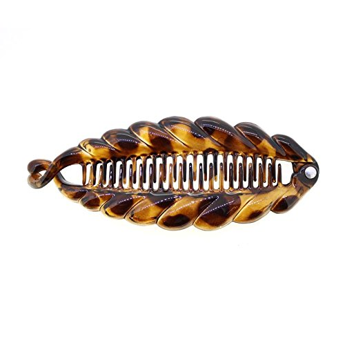 pinza-pesce-ha-capelli-marrone-ecaille-15-cm-banana-clip-pinza-banana
