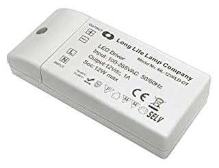 12w LED Driver Transformer for MR16-MR11-G4 LED Light Bulb by Long Life Lamp Company (B003DV8QBS) | Amazon price tracker / tracking, Amazon price history charts, Amazon price watches, Amazon price drop alerts