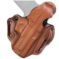 Desantis Thumb Break Scabbard Holster Fits Colt Agent, Cobra, detective Special, unisex, Tan Lined, N/A