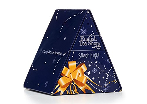 English Tea Shop - Silent Night - Pyramid Sachets - 12g (Pack of 4)