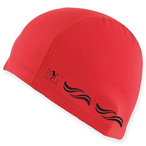 My custom style cuffia rossa personalizzata, personalizzabile