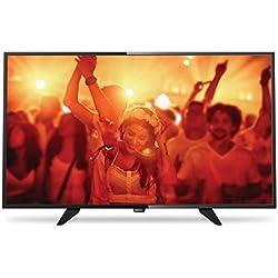 "Philips 4000 series 32PHH4101 32"" Negro - Televisor (IEC, A+, 4:3, 16:9, 4:3, 16:9, Auto, Zoom, 720p, Negro)"