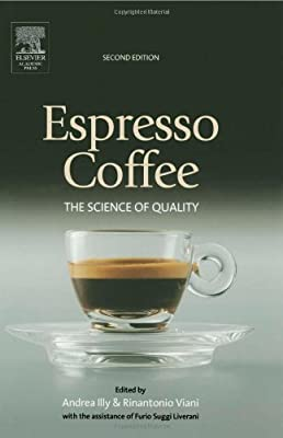 Espresso Coffee: The Science of Quality by Academic Press Inc