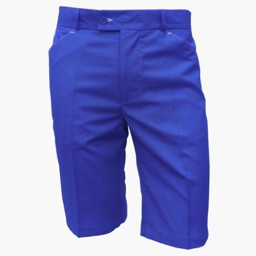 2015 Stromberg Sintra Tech Slim Fit Mens Funky Golf Shorts Cobalt 30