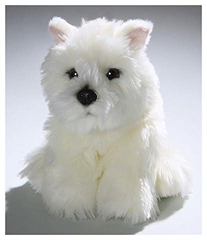 Soft Toy Westie, West Highland Terrier Dog Puppy, 8,5