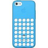 Apple MF035ZM/A - Carcasa para Apple iPhone 5C, azul