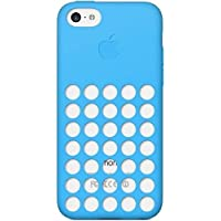 Apple MF035ZM/A - Carcasa para Apple iPhone 5C, azul