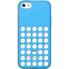 Apple Custodia in Silicone iPhone 5c, Giallo