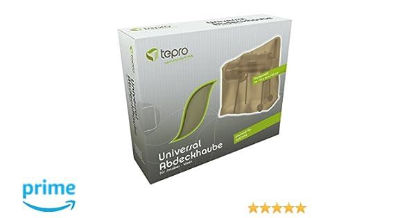Tepro Universal Abdeckhaube Für Holzkohlegrill Toronto : Tepro 8606 universal abdeckhaube für smoker klein: amazon.de: garten