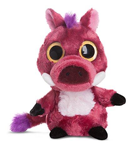 aurora-world-5-inch-yoohoo-and-friends-wartee-warthog-plush-toy